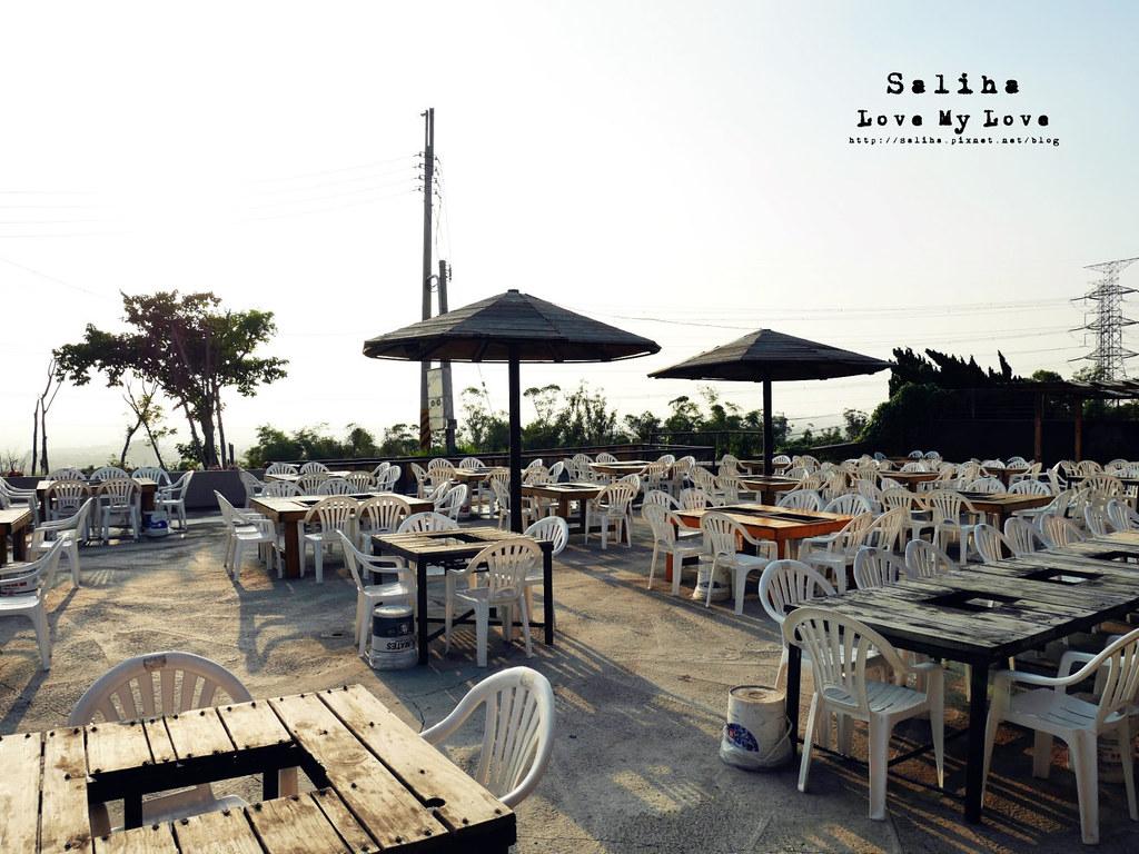 台中沙鹿區夜景餐廳推薦蠔膽你來露天燒烤吃到飽 (40)