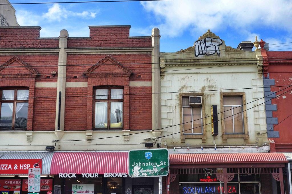 Melbourne - Brunswick 1