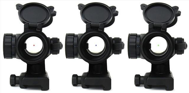 ak47 mount 3x magnifier & red dot7