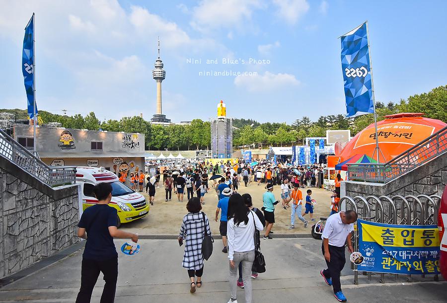 韓國大邱炸雞啤酒節旅遊景點10
