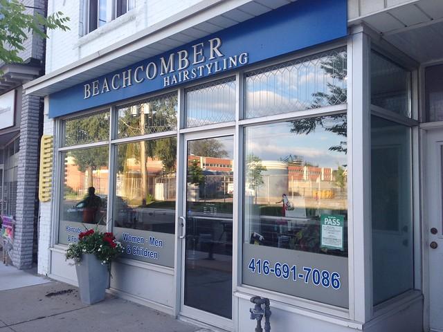 Beachcomber, The Beach, Toronto