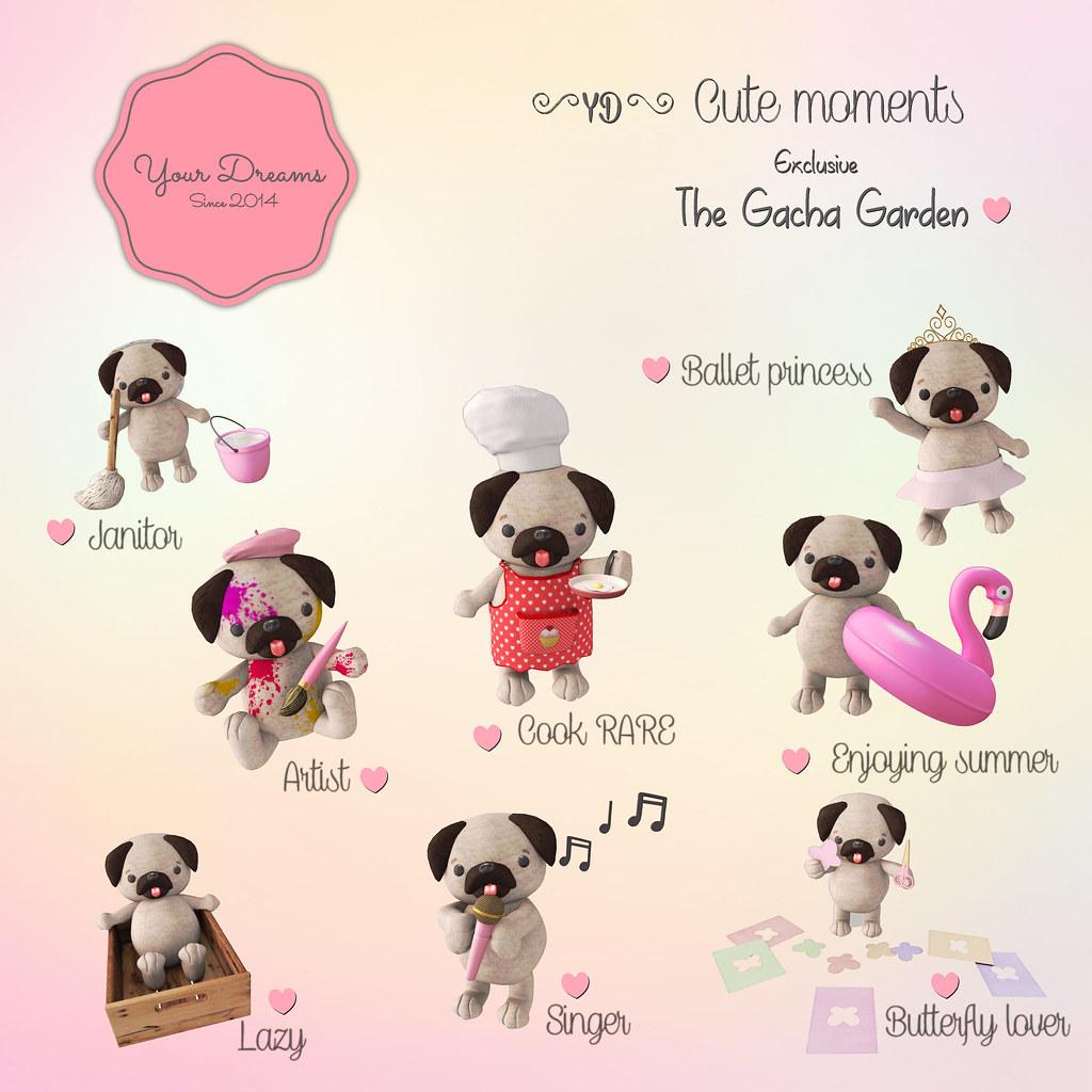 {YD}Cute moments ♥ - SecondLifeHub.com