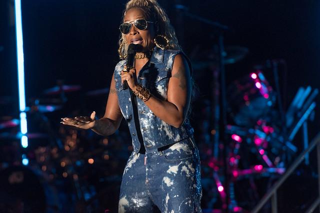 Mary j. Blige - Cincinnati Music Festival