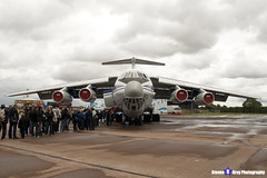 78820 - 0093496907 - Ukrainian Air Force - Ilyushin IL-76MD - Fairford RIAT 2011 - Steven Gray - IMG_5959