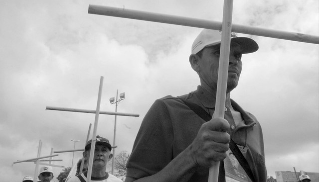 A impunidade é um dos fatores que fortalece a continuidade de crimes a lideranças rurais. - Créditos: Marcello Casal Jr./Agência Brasil
