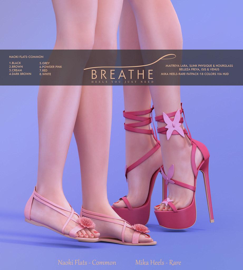 [BREATHE]-Naoki & Mika - SecondLifeHub.com