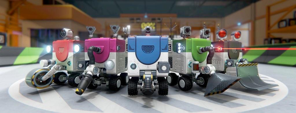 Code-A-Bot