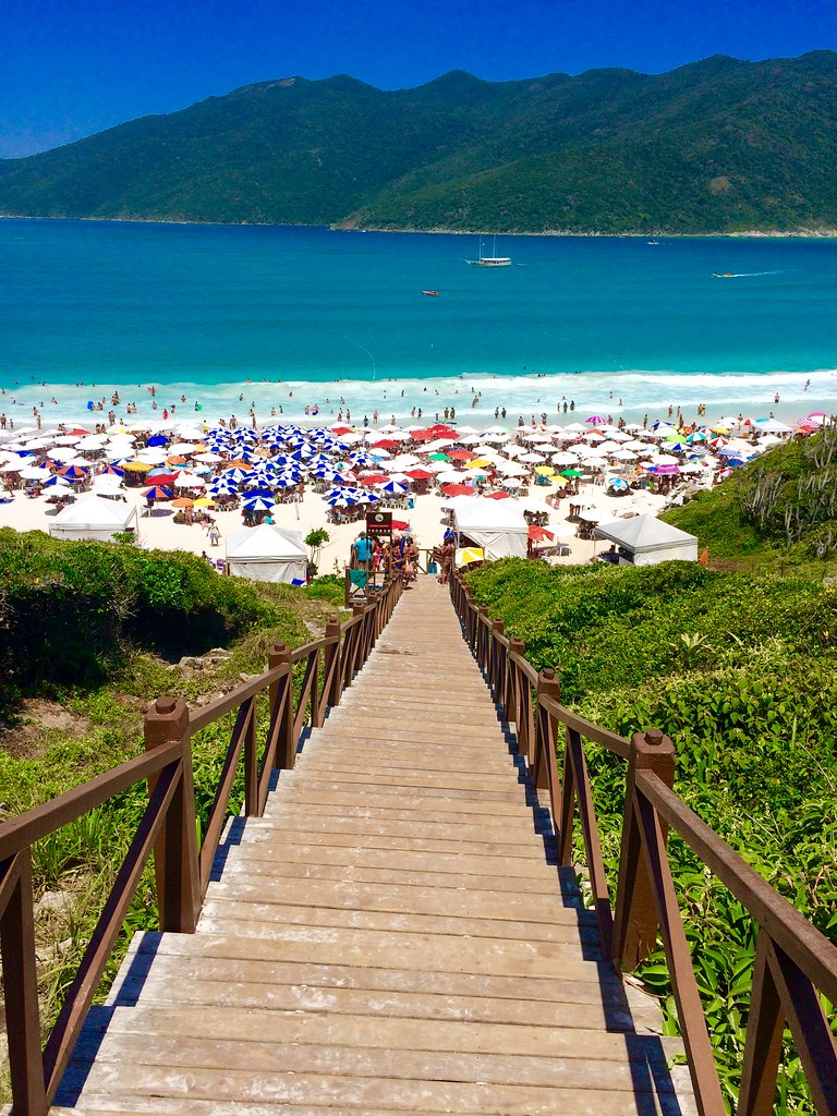 Prainhas do Pontal do Atalaia, Arraial do Cabo