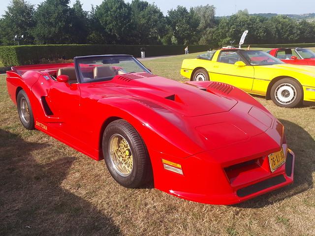 The Classic Corvette