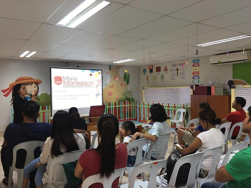 June Activities - Parents' Orientation PreSchool