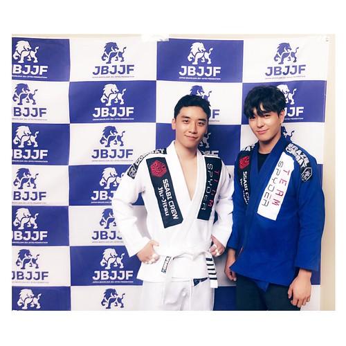 Seungri medals (3)