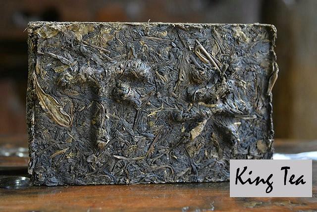 Free Shipping 2005 XiaGuan BianXiao Zhuan 250g*5=1250g China YunNan Chinese Puer Puerh Raw Tea Sheng Cha Weight Loss Slim Beauty