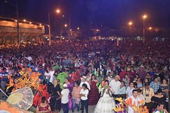 En Chone continúa celebraciones festivas por 123 años de cantonización