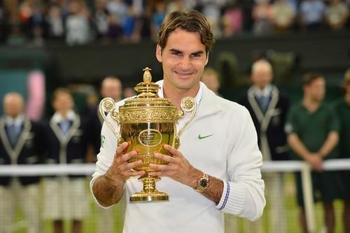 Roger Federer - Wimbledon 2017