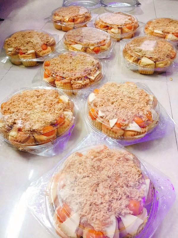 Bánh Bông Lan Trứng Muối , Bánh Mì Phô Mai .... - 3