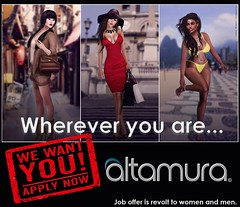 Altamura is Looking for Staff