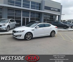 Congratulations Marsha on your #Kia #Optima from Marlon Smith at Westside Kia!