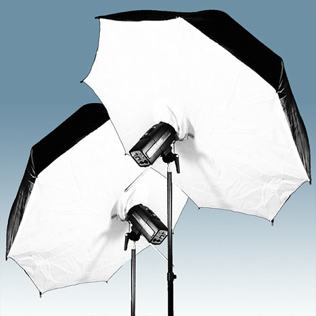 Umbrella Into Softbox: DIY Horizontal Flash Bracket For Light Stands