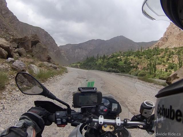 Tajikistan Pagol-2