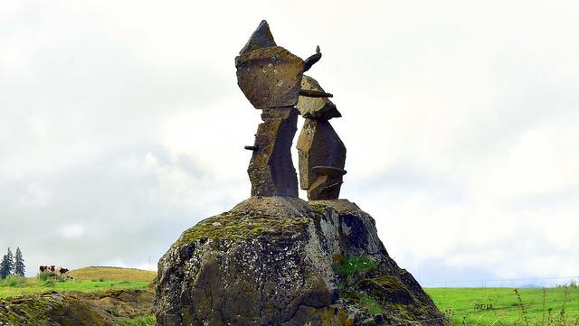 le petit frère de Pinocchio habite dans le Cantal !