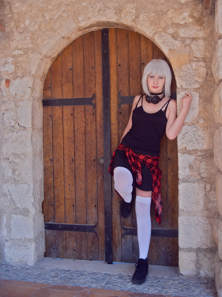 related image - Sortie Cosplay Chateau de Nice -2017-07-23- P1004989