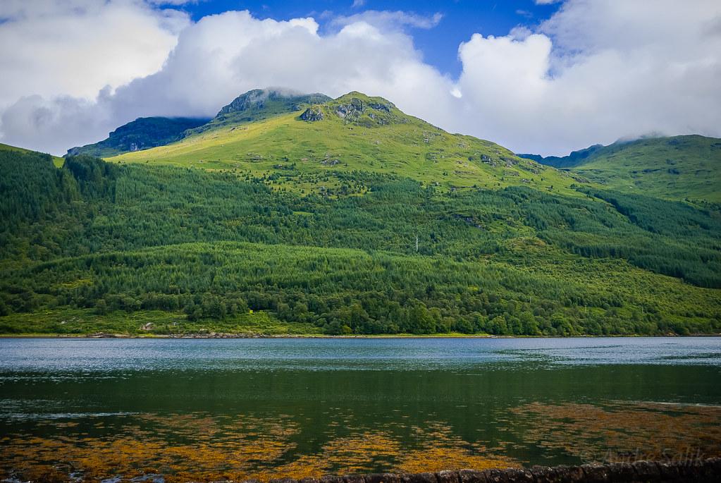 Fine green mountains! DSC_8262
