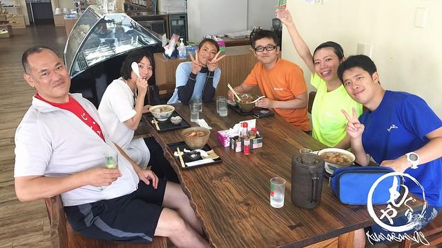 OW組がいないけど、昨日の集合写真♪ 2017/07/30