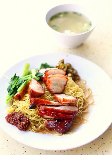 Zhong Yu Yuan Wei Wanton Noodles