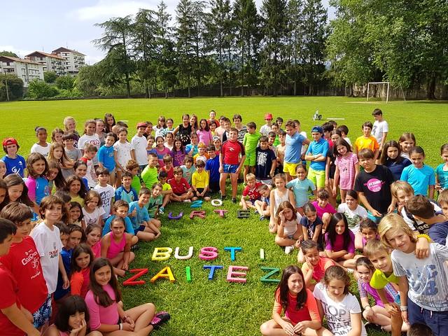 Busti Zaitez - Mójate 2017