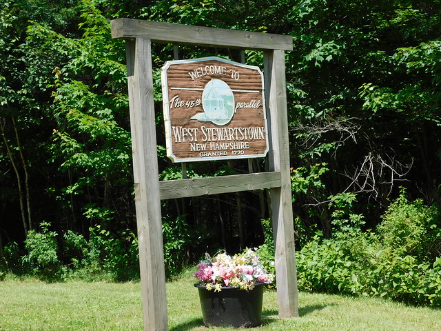 Welcome to West Stewartstown, NH