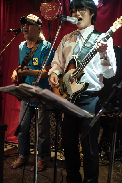 T.G.I.F. Blues Session at Terraplane, Tokyo, 14 Jul 2017 -00104