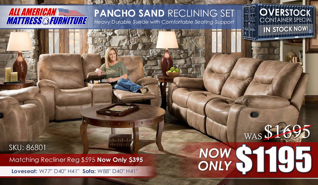 Pancho Sand_ContainerSpecial