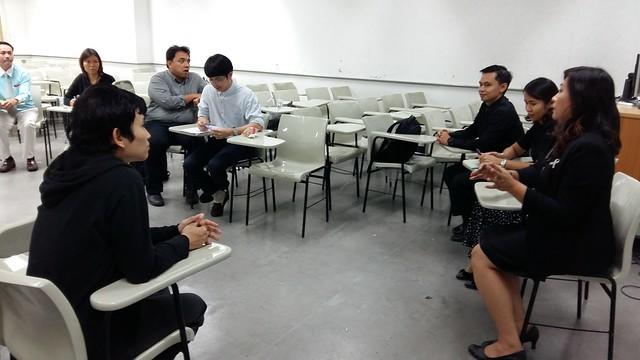 โครงการการพัฒนาเทคนิคการเรียนการสอนอาจารย์ประจำคณะเทคโนโลยีสารสนเทศและการสื่อสาร