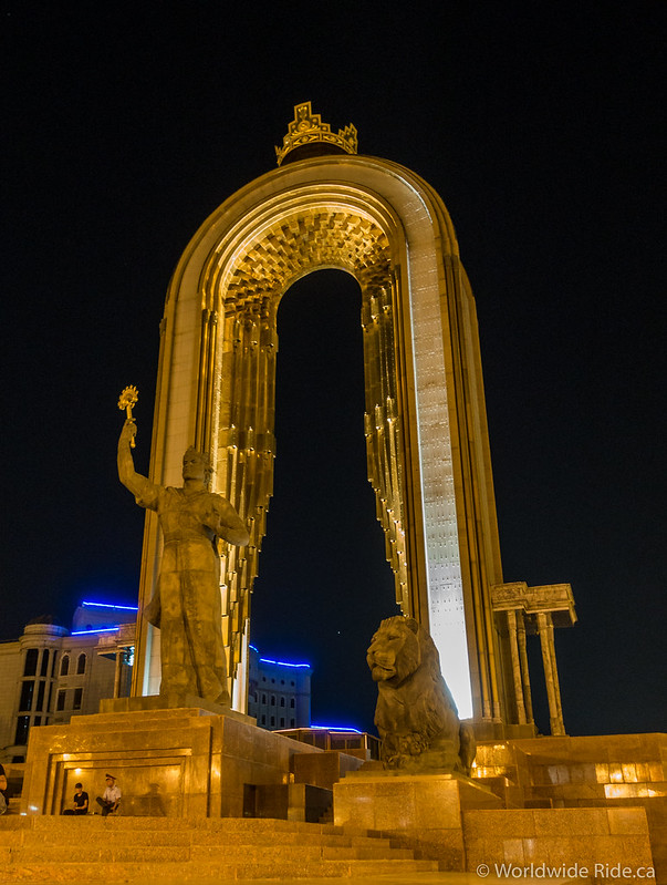 Dushanbe-3