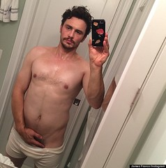 James Franco Leaked Nude Photos