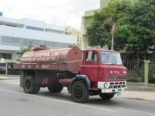 Leyland Clydesdale (Jamaica)