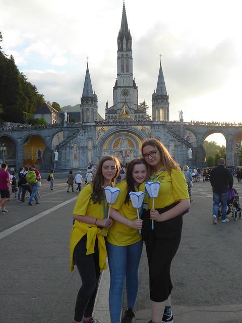 Lourdes Pilgrimage 2017