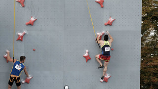 Speed Climbing - Men Finals