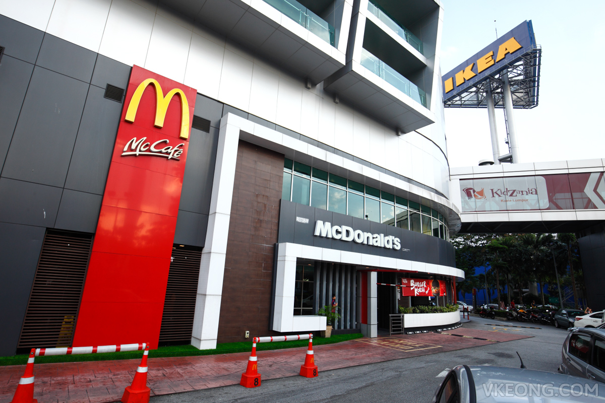 McDonald's Mutiara Damansara