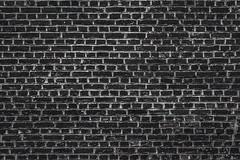Old dark brick wall 02