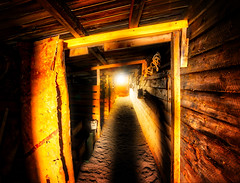 Antarctica Tunnel