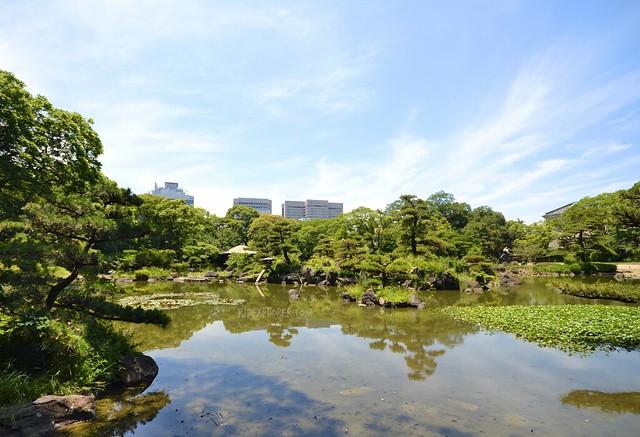 osaka amazing pass Keitakuen Garden