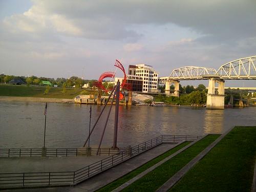 Nashville Cumberland River-20170721-05479