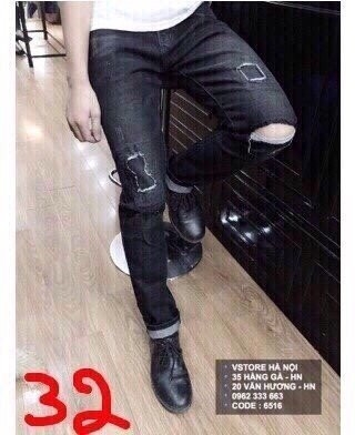 shop chuyen ban si quan jeans nam gia re