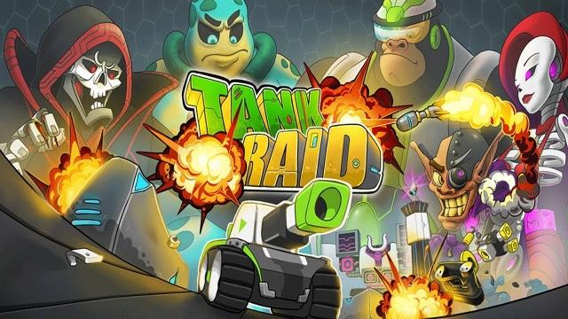 Tank Raid Online – Bắn Xe Tăng 3D v1.26 Hack cho Android