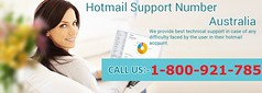 Hotmail Support Number Australia 1