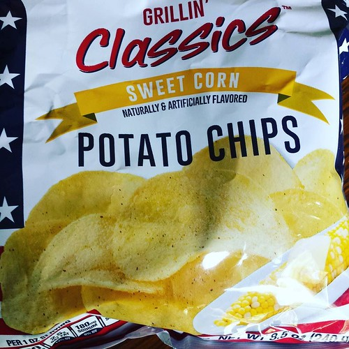 These are...odd. Not awful, but I'm not sure I'd buy them again. #yum #potatochips
