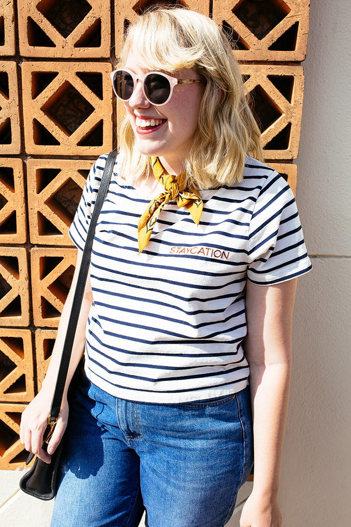 austin style blogger writes like a girl madewell staycation striped tee17