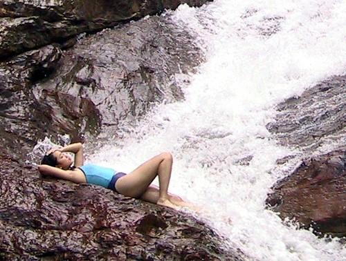 Jerangkang Waterfall