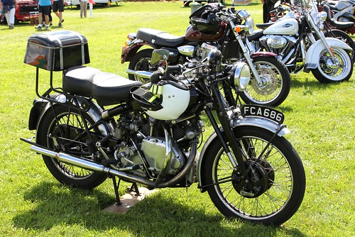 1948 Vincent 998cc Motorbike - FCA686